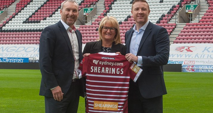 Warriors Welcome Shearings