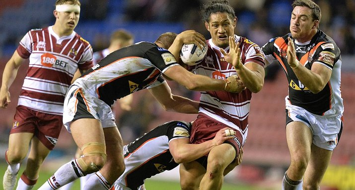 Castleford Away Tickets and Travel