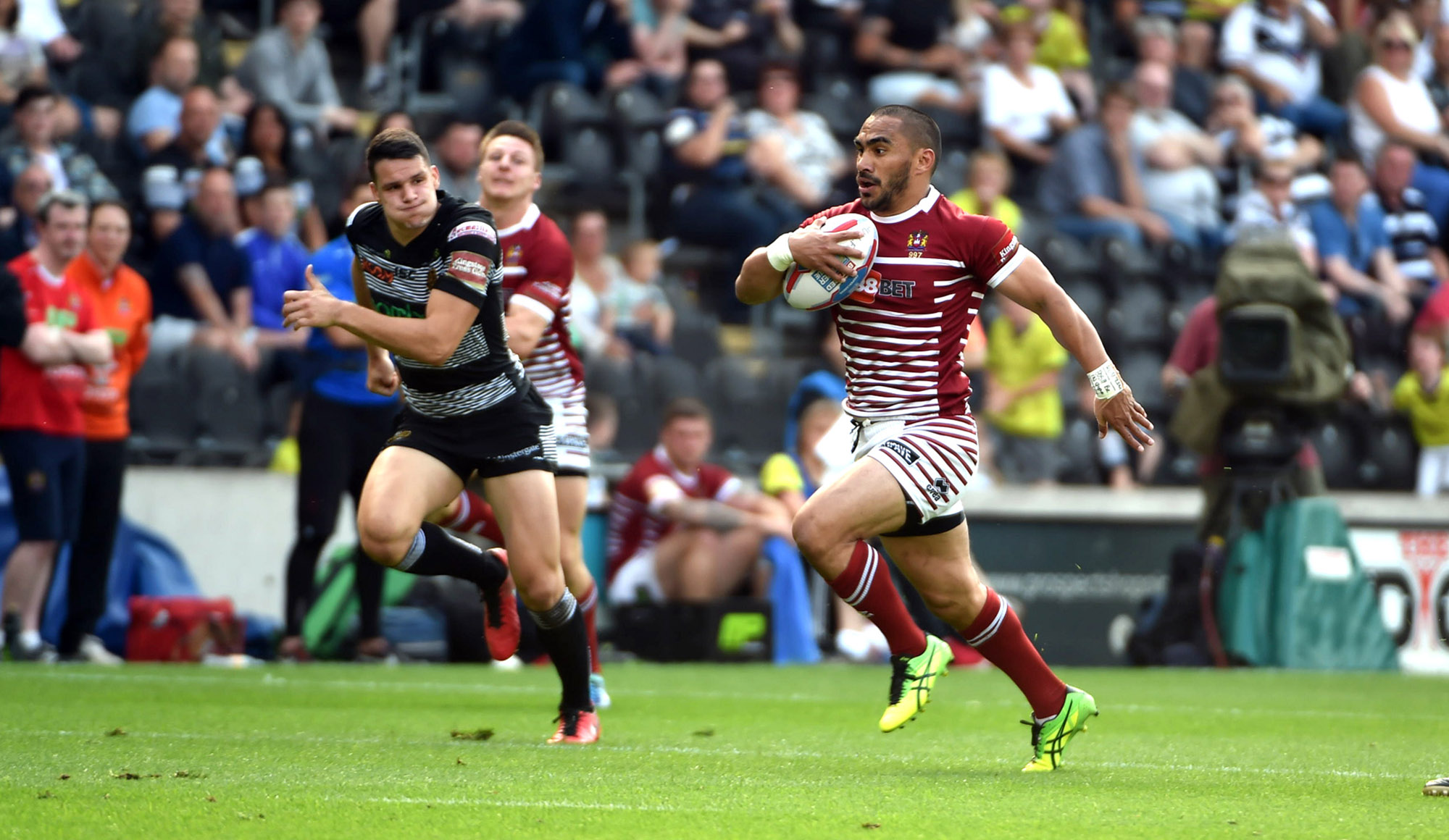 Q&A with Tommy Leuluai