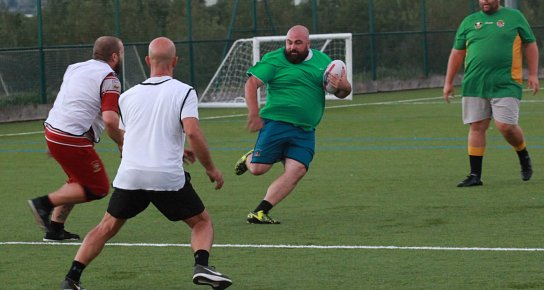 Men's Touch RL Launched in Lancs