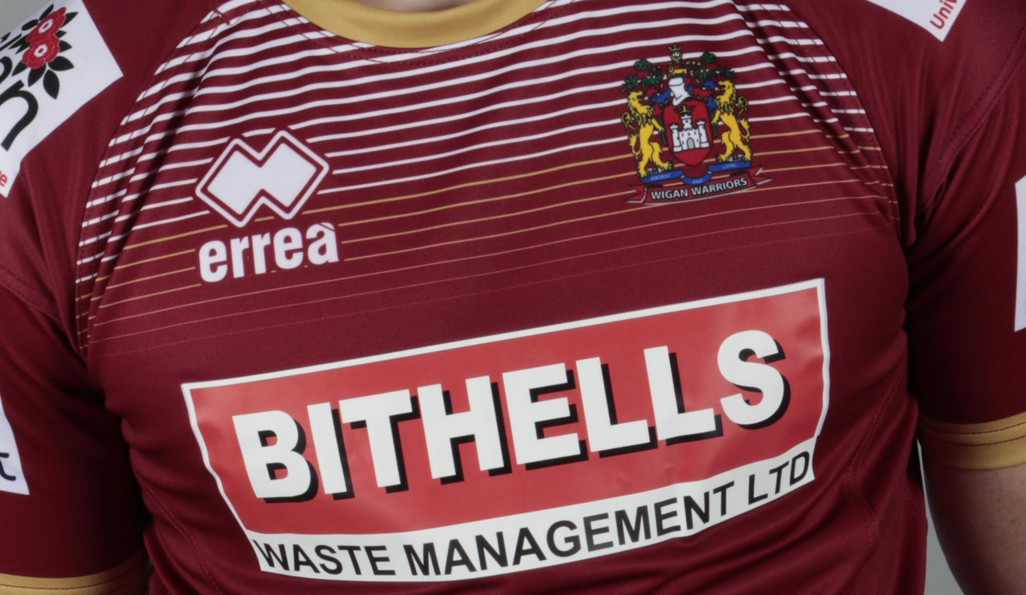 Wigan youngster to face Wales