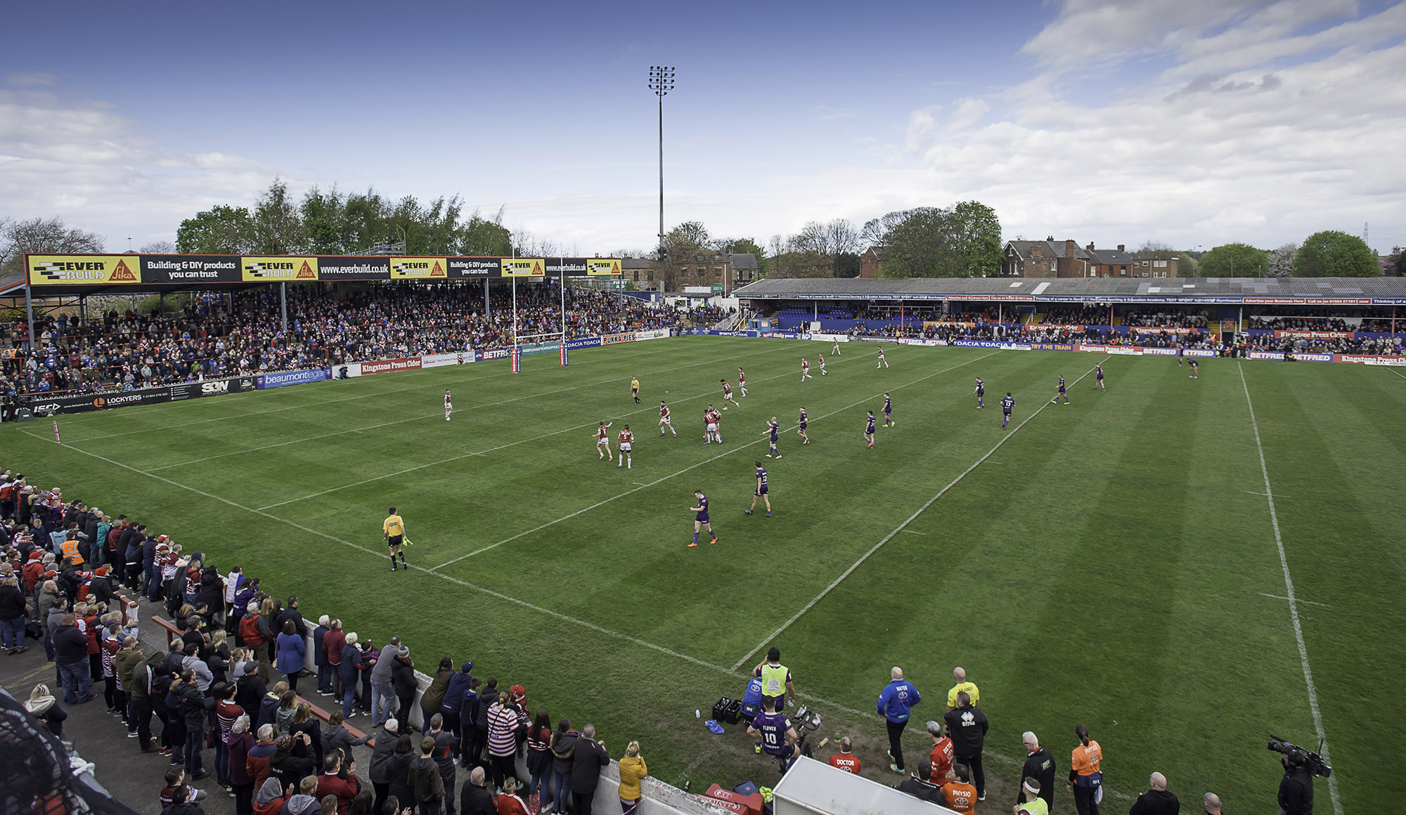 Wakefield Away Tickets and Travel