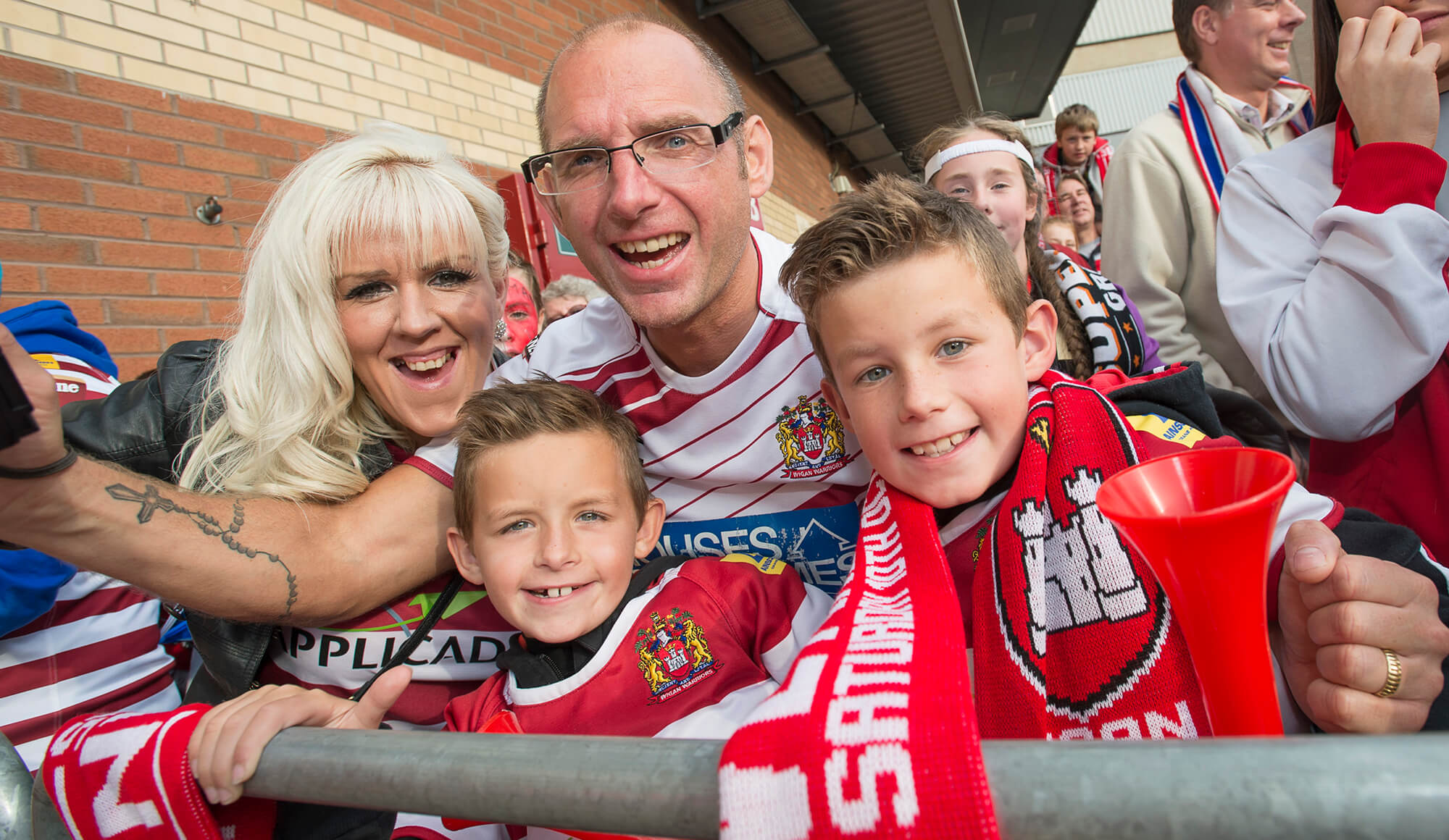 Family Ticket Proves Popular