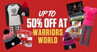 Warriors World sale