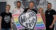 Wigan Pride to partner Warriors