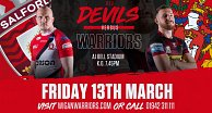 Salford ticket info