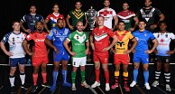 Warriors Set for World Cup