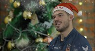 WATCH: Festive fun at Wigan