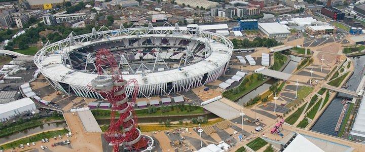 The Stadium At Queen Elizabeth Olympic Park
