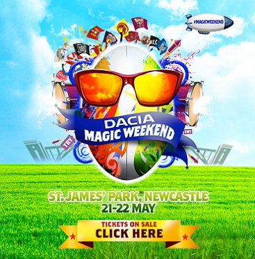 2016 Magic Weekend