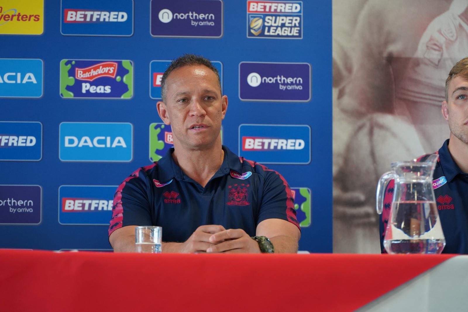 Lam previews St Helens
