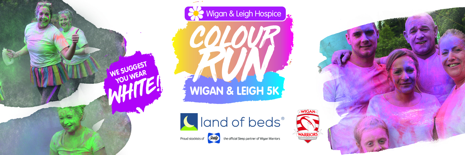 The Land of Beds' Colour Run