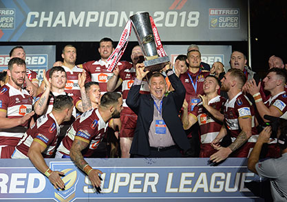 Wigan Warriors Dacia World Club Champions