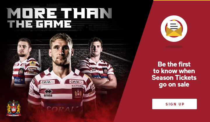 Season Tickets 2016
